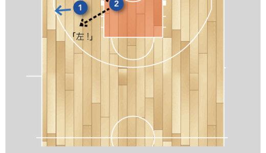 【バスケ 練習メニュー コーディネーション】リアクションシューティング 〜聴覚・視覚〜